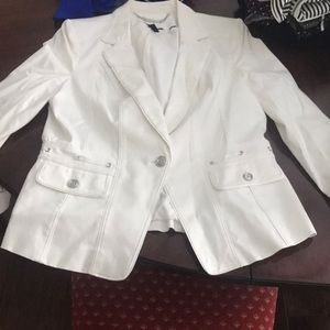 White House black market dress jacket